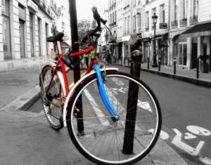 street bike bw
